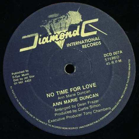 Ann_marie_duncan_no_time_for_love