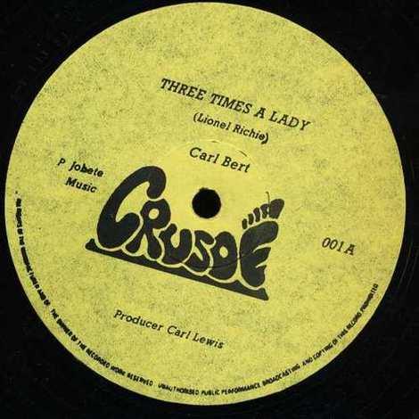 Carl_bert_three_time_a_lady