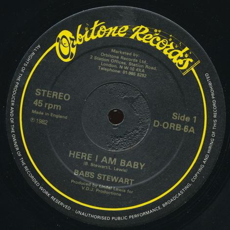 Babs_stewart_here_i_am_baby