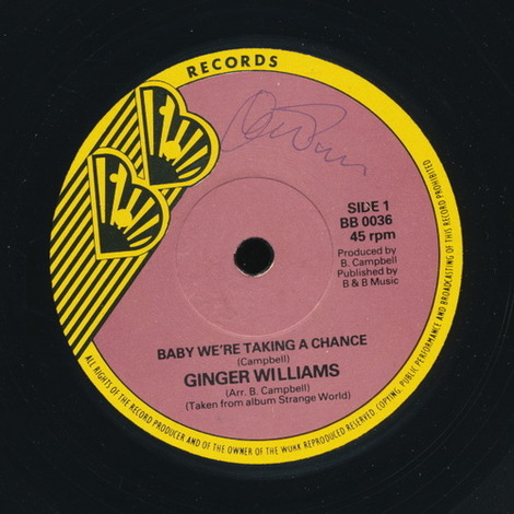 Ginger_williams_baby_were_taking_a_